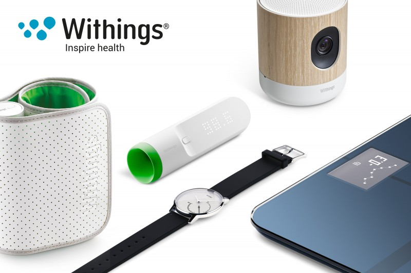 Nokia rachéte Withings pour 170 millions
