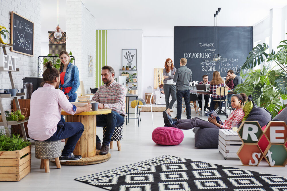 Le coworking